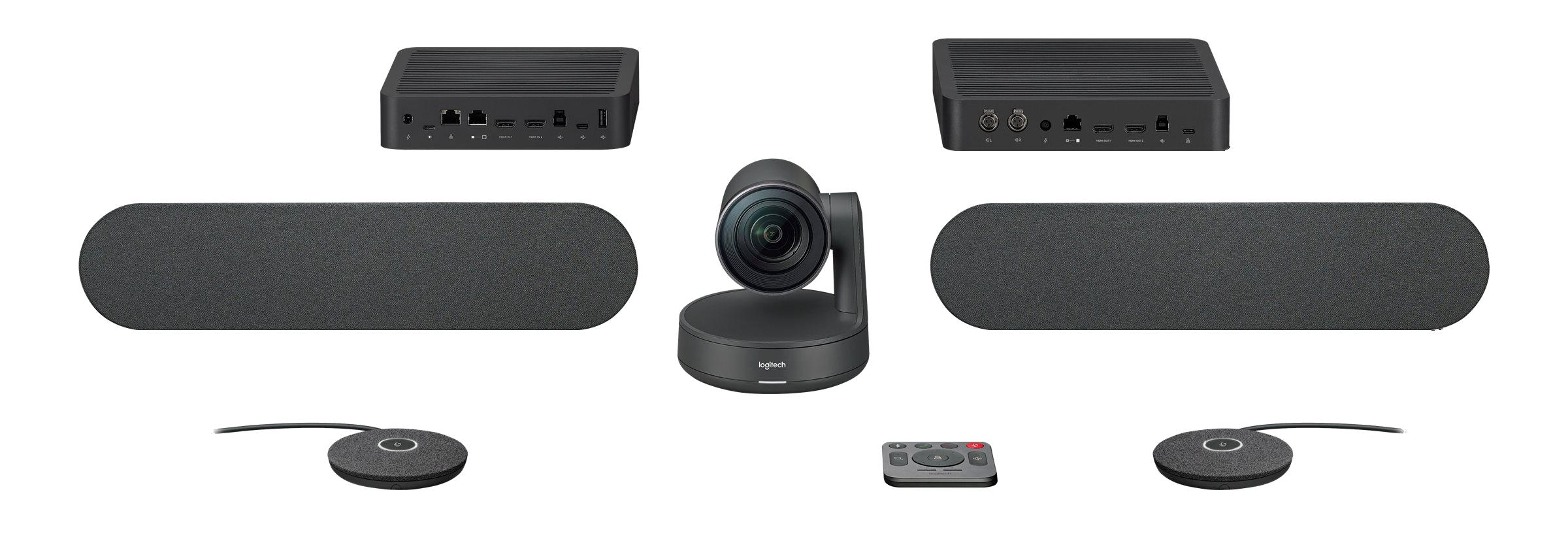 Raumsystem für Videokonferenzen